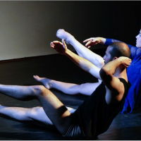 Earth Receiving (2012). Choreography © R'm Aharoni