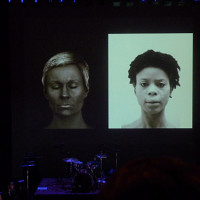 Screening The Image Of Me ( 2012) at Black Magic Woman Festival © trendbeheer Jeannette Ehlers Patricia Kaersenhout
